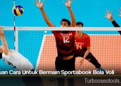 Panduan Cara Untuk Bermain Sportsbook Bola Voli