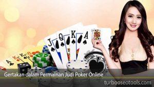 Gertakan dalam Permainan Judi Poker Online